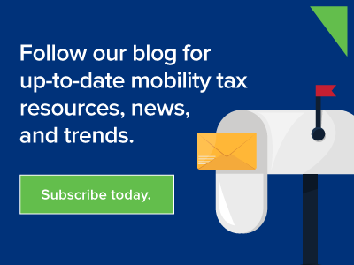 GTN Mobility Tax Blog - News and Notes | Gretchen Lohmann